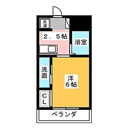 SUAVE[3階]の間取り