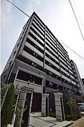 大阪府大阪市東成区深江北2丁目の賃貸マンションの外観