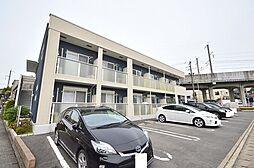福岡県福岡市南区横手4丁目の賃貸アパートの外観