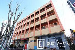 愛知県豊田市栄町7丁目の賃貸マンションの外観