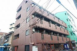 シャトー京橋[1階]の外観