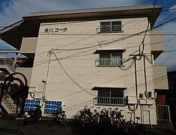 合川コーポ[101号号室]の外観
