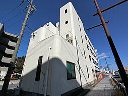 千葉県成田市東町の賃貸アパートの外観