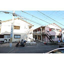 奈良県奈良市南登美ケ丘の賃貸アパートの外観