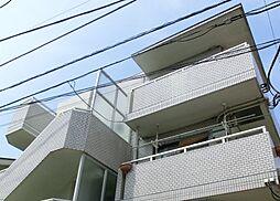 東京都練馬区豊玉中の賃貸マンションの外観