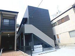 京阪宇治線 桃山南口駅 徒歩8分の賃貸アパート