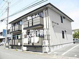 セジュール貫井[2階]の外観