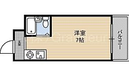 メディシンハウス[3階]の間取り