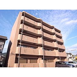 奈良県桜井市外山の賃貸マンションの外観