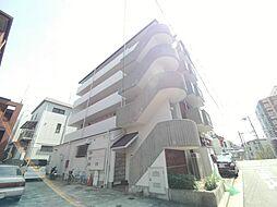 石屋川ロイヤルハイツ[4階]の外観