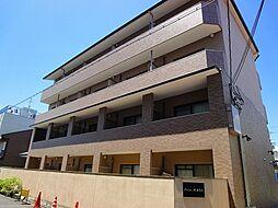 京都府京都市左京区田中野神町の賃貸マンションの外観