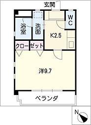 SIECLE21[1階]の間取り