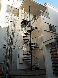 東急東横線 祐天寺駅 徒歩3分の賃貸テラスハウス