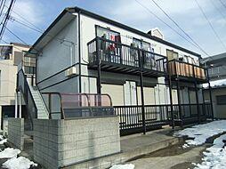 クレスト松江[1階]の外観