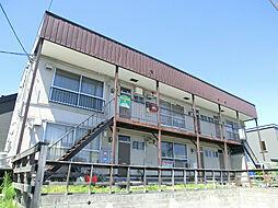 八十島マンション[1階]の外観