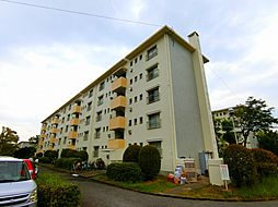 公団狭山住宅5号棟[5階]の外観