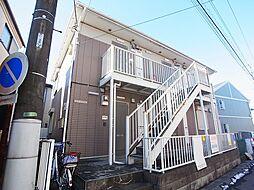 サンコート江戸川台[2階]の外観