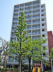 パークアクシス上野[6階]の外観