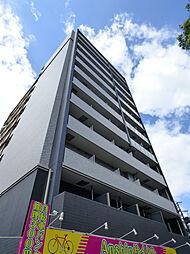 エスリード阿波座シティーウエストII[7階]の外観