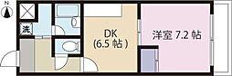 グランヒル7[501号室]の間取り