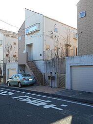 [テラスハウス] 神奈川県横浜市青葉区あざみ野2丁目 の賃貸【/】の外観