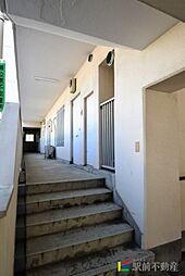 福岡県福岡市東区若宮3丁目の賃貸マンションの外観