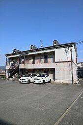 ルート門松駅I[1階]の外観