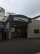 大泉学園駅(1448m)