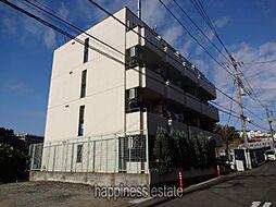 ピア新百合ヶ丘[1階]の外観