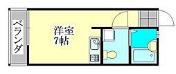 セボセボ津田沼[1階]の間取り