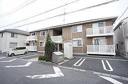 千葉県柏市船戸2丁目の賃貸アパートの外観