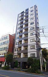 デュオ・スカーラ神楽坂[203号室号室]の外観