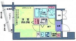 ドルチェ東京八重洲通り[3階]の間取り