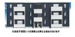 仮称)D-room小坂町北 A棟[305号室]の外観