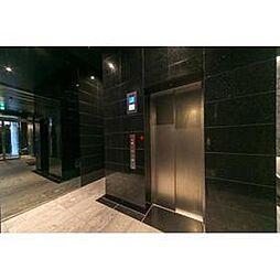 パークアクシス赤坂見附のエレベーターです。