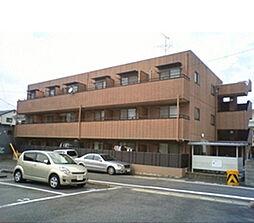 愛知県名古屋市守山区喜多山南の賃貸マンションの外観