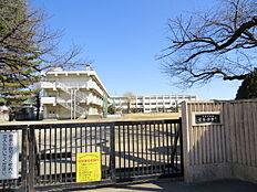 西東京市立保谷小学校まで500m、西東京市立保谷小学校まで徒歩約7分。