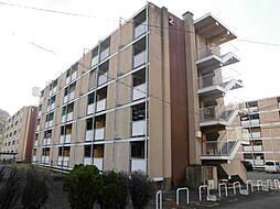 ビレッジハウス紀三井寺2号棟[3階]の外観