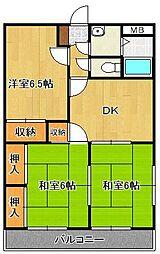 筑豊電気鉄道 筑豊直方駅 徒歩12分