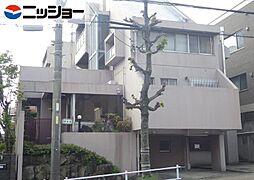 宇佐美マンション[3階]の外観