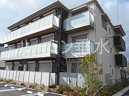 兵庫県加西市北条町東南の賃貸マンションの外観