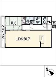AP−V[2階]の間取り