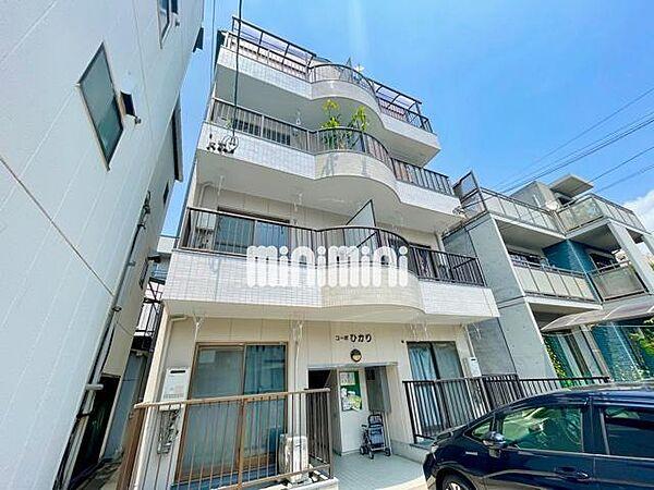 コーポひかり 2階の賃貸【愛知県 / 名古屋市港区】