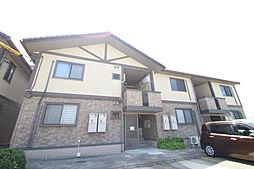 愛知県尾張旭市東印場町3丁目の賃貸アパートの外観