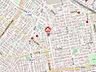 地図,1DK,面積27.77m2,賃料4.4万円,札幌市営東西線 西28丁目駅 徒歩8分,札幌市営東西線 二十四軒駅 徒歩9分,北海道札幌市中央区北七条西24丁目1番22号