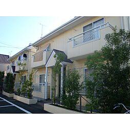 静岡県浜松市中区蜆塚4丁目の賃貸アパートの外観