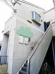 福岡県福岡市博多区吉塚2の賃貸アパートの外観