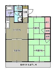 [一戸建] 愛媛県新居浜市星原町 の賃貸【愛媛県/新居浜市】の間取り