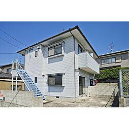 福岡県福岡市早良区梅林7丁目の賃貸アパートの外観