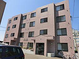 ボヌールN33[4階]の外観